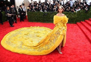 Met Gala 2018'i Rihanna sunacak