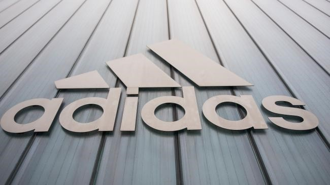 Adidas is ending its commercial agreement with the governing body of athletics three years early. (AFP Photo)