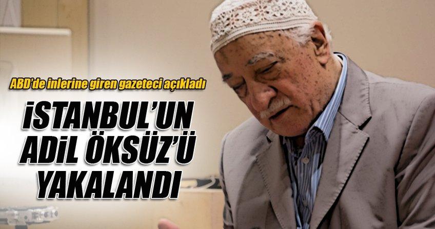 Abdurrahman Şimşek: İstanbul'un Adil Öksüz'ü yakalandı