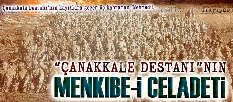 Çanakkale Destanı'nın: 3 Mehmed'i (19 MART 2018)
