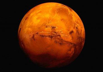 Mars'ta insanların yaşayacağı şehrin yapım tarihi verildi