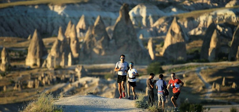 CAPPADOCIA TRAIL RACE SEES SPIKE IN RUNNERS
