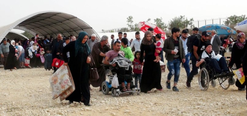 EU TO PROPOSE NEW AID PACKAGE FOR SYRIAN REFUGEES IN TURKEY