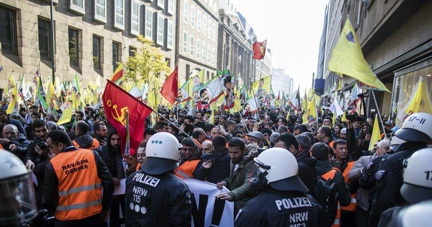 Alman polisi 'dur' diyecek mi?