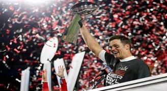 55. Super Bowlda şampiyon: Tampa Bay Buccaneers