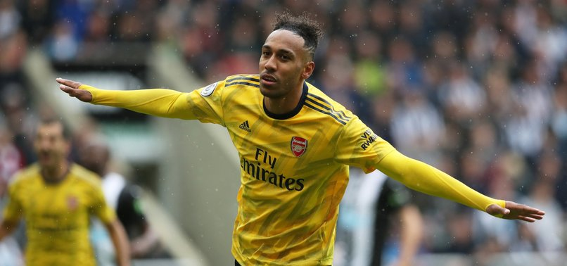 AUBAMEYANGS SECOND-HALF GOAL FIRES ARSENAL TO 1-0 VICTORY AT NEWCASTLE