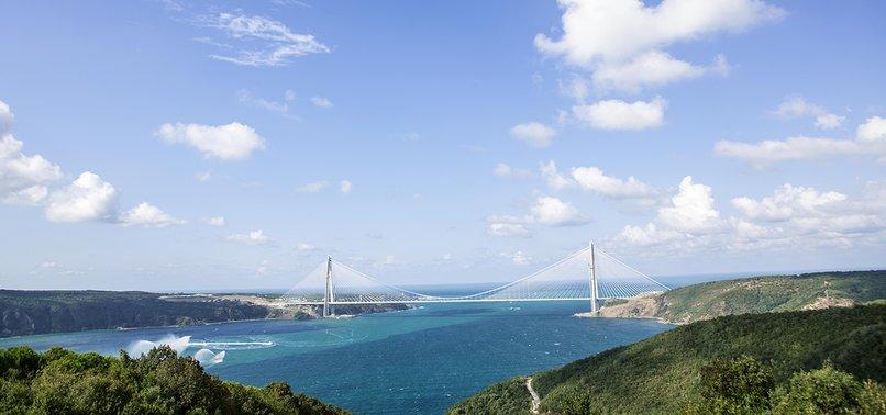 CHINESE INVESTORS EYE ASTALDI, IC HOLDING SHARES IN YAVUZ SULTAN SELIM BRIDGE