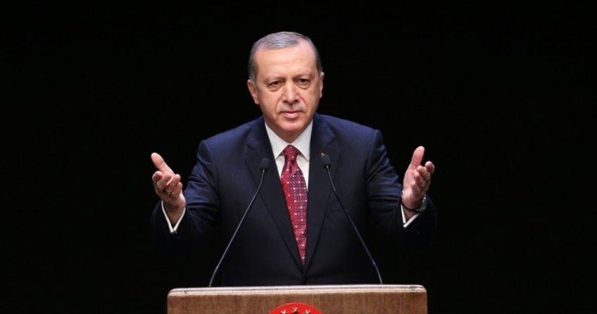 Cumhurbaşkanı Erdoğan yarın grup toplantısında konuşacak