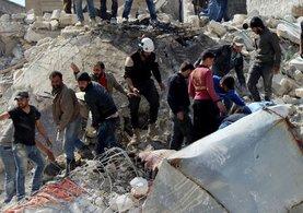 ABD'li yetkililer: İdlib'te sarin gazı kullanıldı