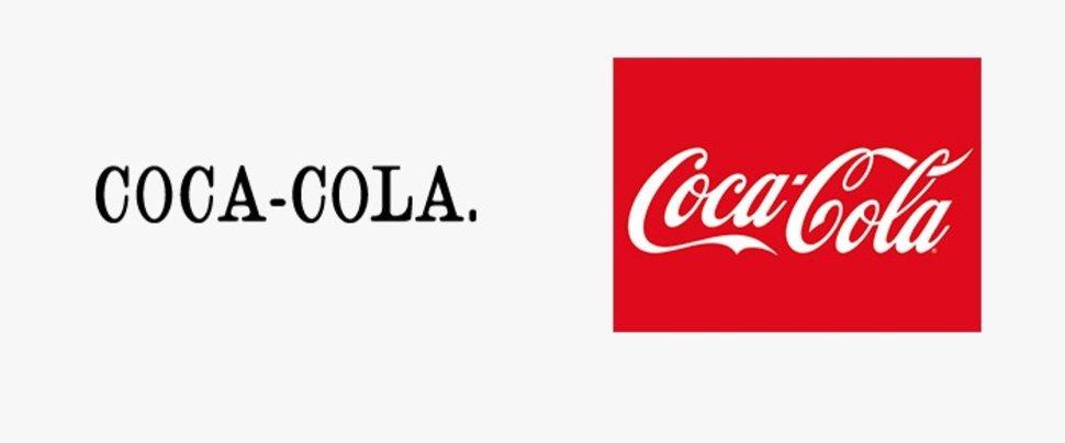 20 ünlü markanın eski ve yeni logoları