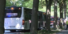 Several injured in violent incident on bus in Germany's Luebeck