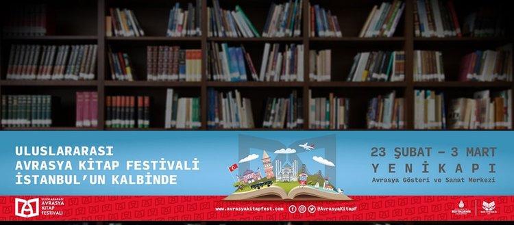 1. Uluslararası Avrasya Kitap Festivaline doğru