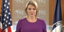 'US won't withdraw from Manbij', Nauert says