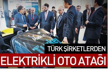 Türk şirketlerden elektrikli oto atağı