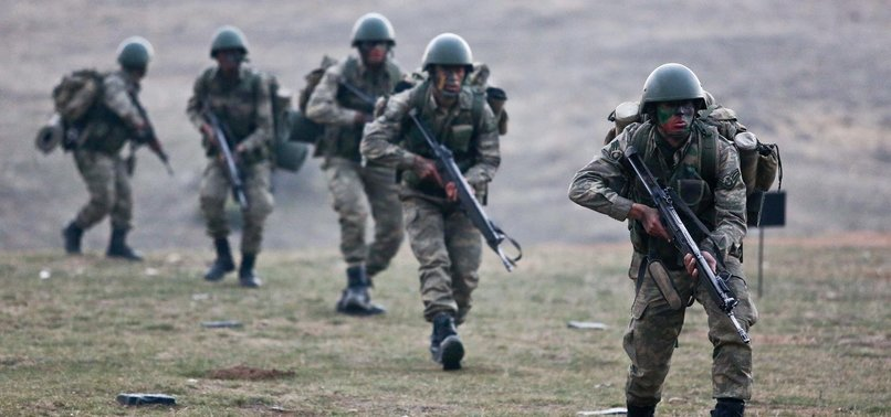 5 TERRORISTS 'NEUTRALIZED' IN EASTERN TURKEY