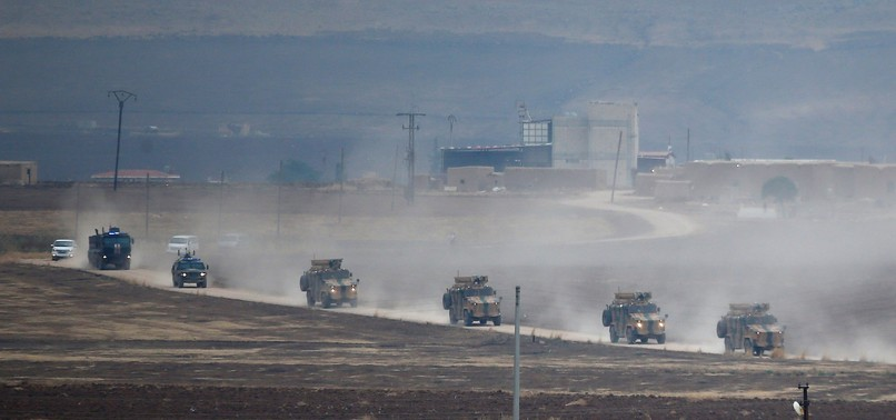 JOINT TURKISH-RUSSIAN PATROLS RESUME IN NORTHERN SYRIA