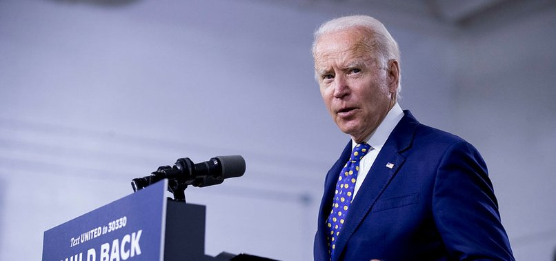 BIDEN ON COGNITIVE TEST: WHY THE HELL WOULD I TAKE A TEST?