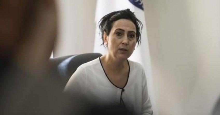 HDP Eş Genel Başkanı Figen Yüksekdağ'a kötü haber