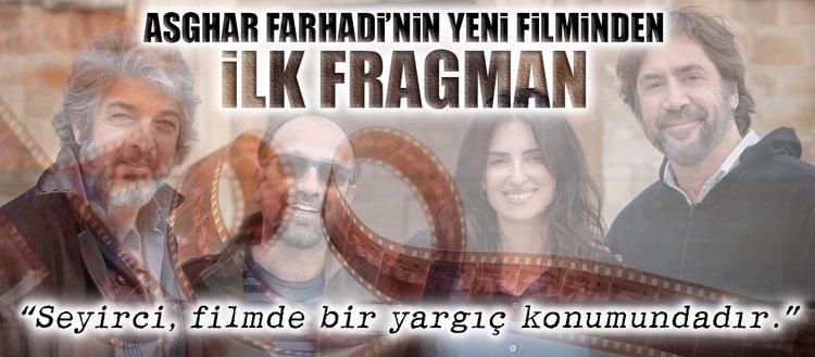 Asghar Farhadi'nin yeni filminden ilk fragman