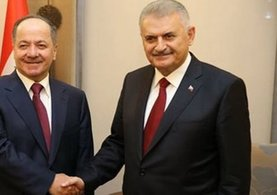 Başbakan Yıldırım, Barzani ile Münih'te görüşecek!