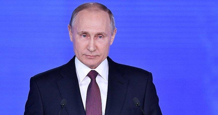Putin, Rusyanın yeni nükleer silahlarını anlattı