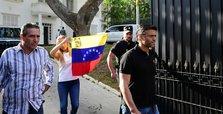 Venezuela opposition figure Lopez arrives in Madrid