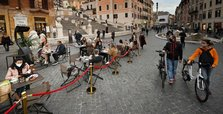 Italy: 37,000+ virus infections as curve flattens
