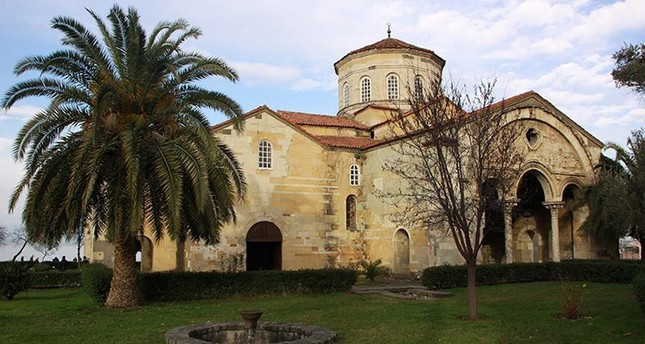 Trabzon's Hagia Sofia Mosque to be restored