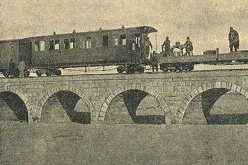 Osmanlı'nın son büyük projesi; Hicaz Demiryolu