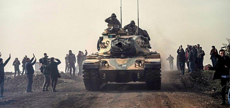 ALMOST 3,300 TERRORISTS NEUTRALIZED IN TURKEYS AFRIN OPERATION