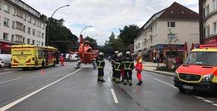 Knife attack in Hamburg supermarket kills one, injures several