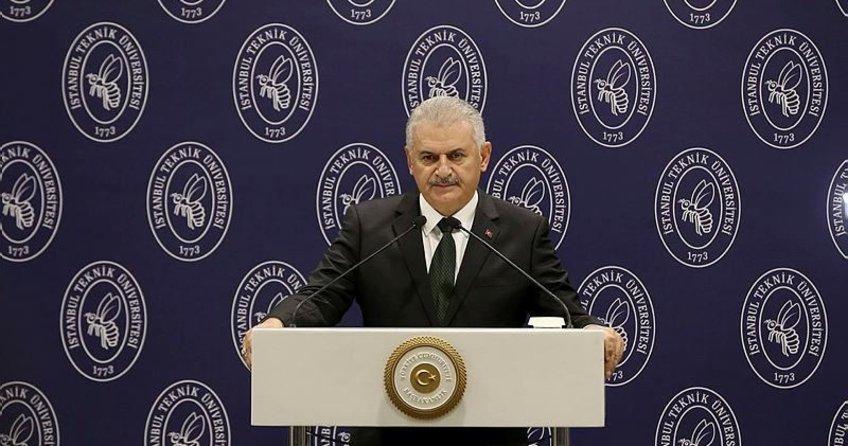 Başbakan Binali Yıldırım'dan İbadi'ye: Önce sen halkını koru!