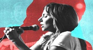 Grammy sahnesinde bir yıldız: Lady Gaga