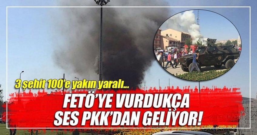 Elazığ'da hain saldırı!