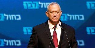 Defense chief Gantz says Israel ready for war with Lebanon