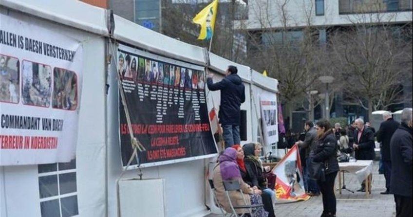 Belçika, 33 PKK'lıyı yargılıyor