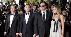 Once Upon a Tıme ın Hollywood galasında yıldızlar geçidi