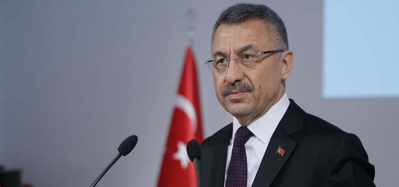 TURKEY WILL KNOW NO BOUNDS IN RETALIATION AGAINST ASSAD, VP OKTAY SAYS