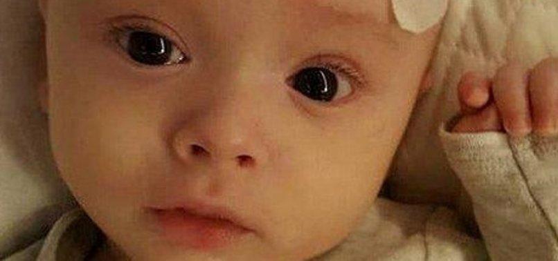BOSNIAN BABY RECEIVES BRAIN TUMOR TREATMENT IN TURKEY