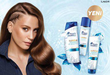 Head&Shoulders'tan ezber bozan saç bakım deneyimi!