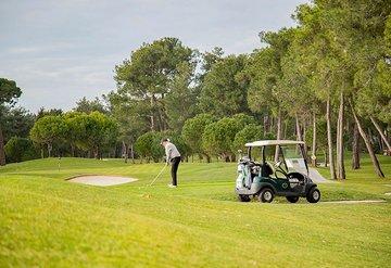 Ünlü golfçüler özlem giderecek