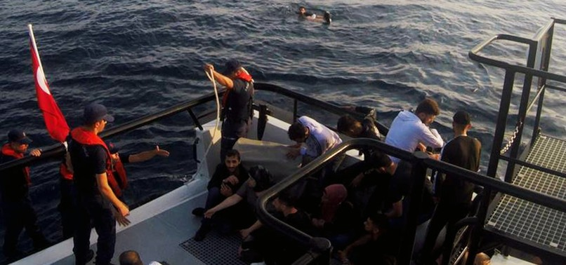 HUMAN TRAFFICKERS STEAL YACHTS FOR AEGEAN CROSSINGS