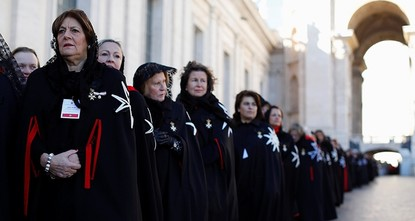 pThe Order of Malta, the ancient Roman Catholic aristocratic lay order, has told Pope Francis that his decision to launch an investigation into the ouster of a top official over an old condom...