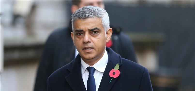 SADIQ KHAN EYES RE-ELECTION AS LONDON'S MAYOR