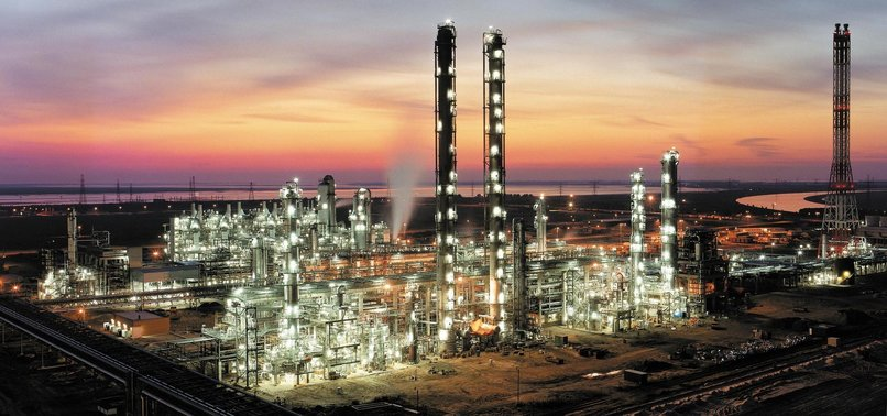 TURKISH WEALTH FUND TO INVEST $10 BLN IN PETROCHEMICAL REFINERY