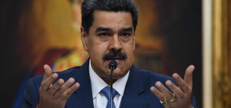 US INDICTS VENEZUELAS PRESIDENT FOR NARCO-TERRORISM