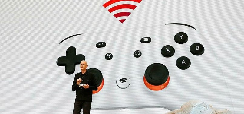 GOOGLE UNVEILS GAME STREAMING PLATFORM STADIA
