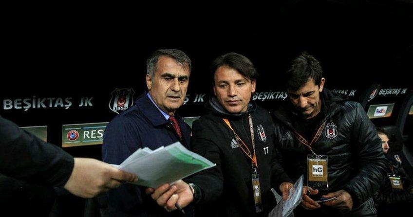 Beşiktaşlı Gökhan Gönül, Lyon maçında penaltı kullanmak istemedi