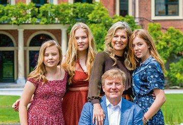 Hollanda prensesi 15 yaşında