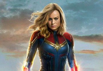 Captain Marvel 2, The Marvels Olarak Adlandırıldı